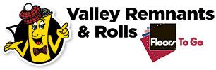 Valley Remnants & Rolls Floors To Go Showroom in Fresno